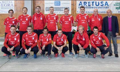 Bocce Brb Ivrea e La Perosina in Final Four di Coppa Europa
