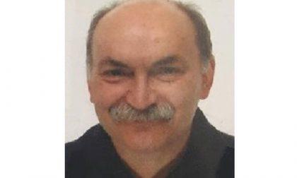 Ritrovato pensionato scomparso da Rivara | FOTO