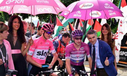 Giro d'Italia grande successo per le tappe sul nostro territorio