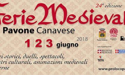 Programma Ferie medievali 2018 a Pavone