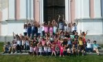 Michele D'Ignazio incontra gli studenti della primaria di Cuceglio