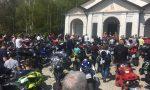 Santuario Milani benedizione delle moto