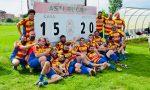 Canavese rugby club prima vittoria con i complimenti del sindaco Pezzetto