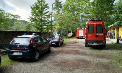 Ricerche Vigili del fuoco in corso al Lago San Michele
