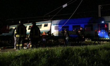 Incidente ferroviario Caluso, si aggrava il bilancio: due morti
