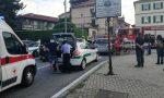Due auto si scontrano a Rivarolo feriti i conducenti