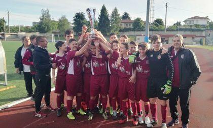 Giovanissimi Rivarolese premiati per una stagione da protagonisti