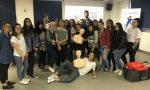 Rotaract Club Cuorgnè e Canavese seminario Scuola Salva Vita al 25 Aprile