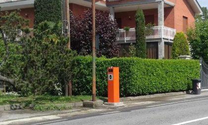Nuovo autovelox a Leini piazzato in via Lombardore