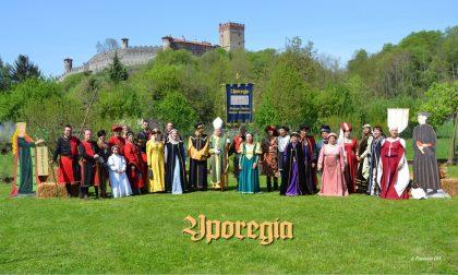 Ferie Medievali novità 2018 gruppo storico Yporegia