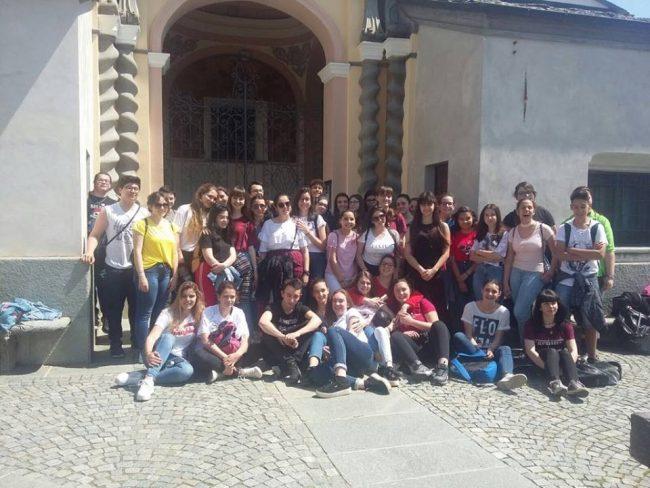 Lanzo parla spagnolo, accolti 16 studenti di Toledo
