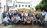 Adunata Nazionale Alpini: anche Leini presente