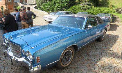 Auto storiche sfilano nel Museo di Pont Canavese
