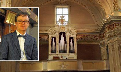 Organalia 2018 il musicista Gabriele Giacomelli in concerto a Corio