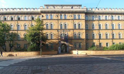 Studenti ciceroni alla caserma Cernaia a Torino