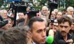 Di Maio a Ivrea per presentare il contratto di governo | VIDEO