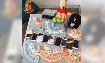 Droga nel peluche di Winnie Pooh, arrestato 31enne