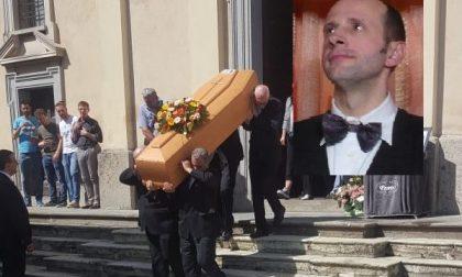 Forno in lacrime l'addio a Giandomenico Grosso