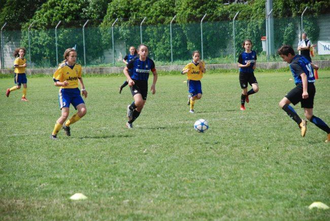 Ultima settimana di calcio giovanile ad Agliè con la Canavese Cup