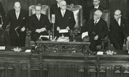Mostra 70 anni dalla Costituzione e dalla Presidenza di Luigi Einaudi a Torino