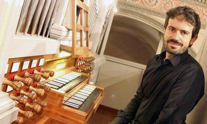 Organalia concerto venerdì sera in San Giacomo