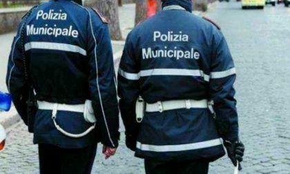 Operazione polizia municipale beccati i ladri