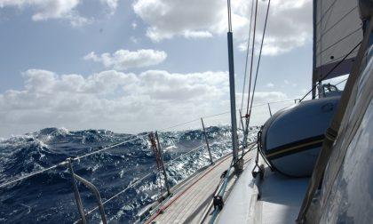 Dispersi velisti nell'Atlantico, uno è originario di Lanzo