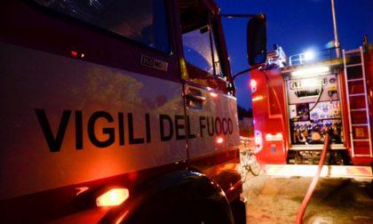 Incidente stradale a Vestignè 28enne elitrasportato al Cto di Torino