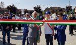 Inaugurata piazza Italia in occasione di un sabato speciale