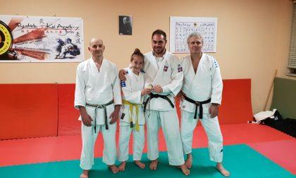 Bushido Kay Judo protagonista con i suoi atleti