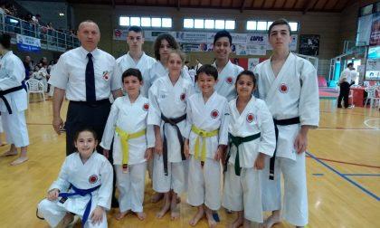 Karate Campionati Italiani, incetta di medaglie per il Rem Bu Kan | FOTO