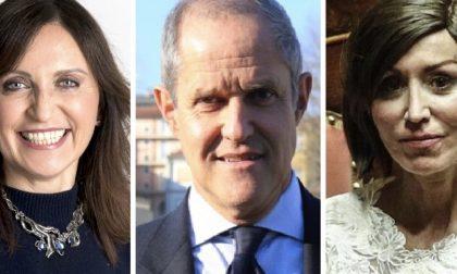 Chiusura campagna elettorale a Ivrea Bernini per Sertoli
