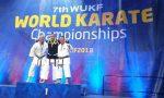 Karate Alessandro Roca bronzo ai Mondiali