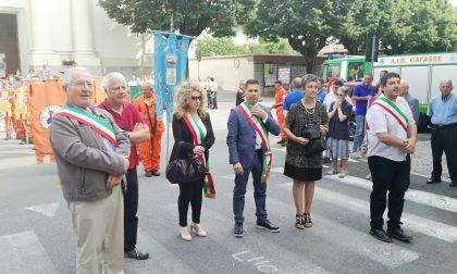 Aib Protezione civile Ozegna festeggiato il 40° anniversario del gruppo