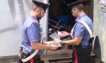 Tre giovani arrestati per droga a Leini