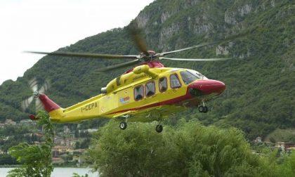 Escursionista infortunato soccorso a Locana