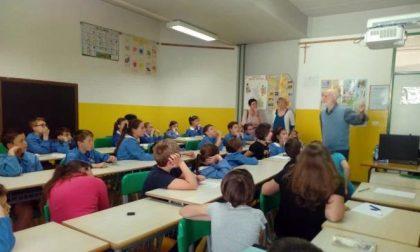 Nelle scuole di Pont a lezione... di Resistenza