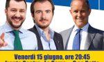 Matteo Salvini venerdì a Ivrea per la campagna di Sertoli