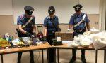 Maxi operazione antidroga, a Ivrea il deposito dello stupefacente   FOTO e VIDEO