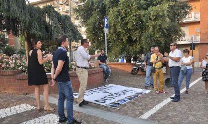 """Caso Pd è """"scontro"""" in piazza"""