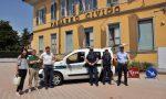 Polizia municipale nuovo ufficio mobile
