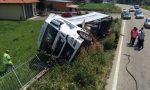 Incidenti camion, il torinese è maglia nera