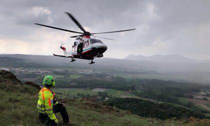 Cnsas Piemonte nel 2017 deciso incremento di persone soccorse in montagna