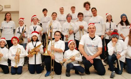 Filarmonica di Castellamonte e Junior Band in concerto all'ex caricatore