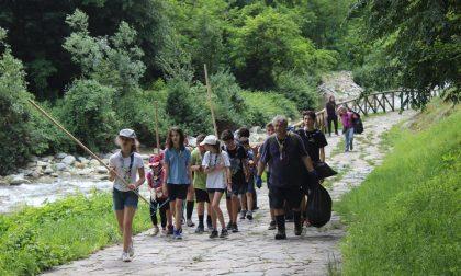 Giornata ecologica al Ponte del Diavolo