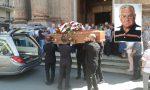 Favria in lacrime per l'ultimo commosso saluto a Mario Appino