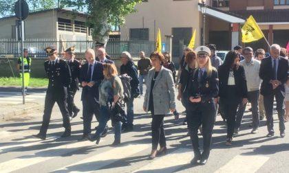 Libera Piemonte non cancellerà gli appuntamenti nella villa del boss
