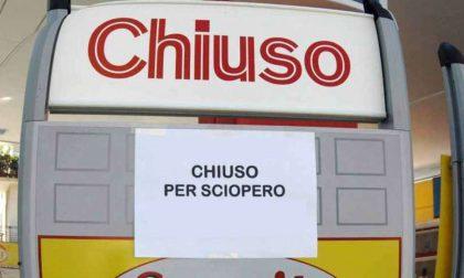 Sciopero benzinai martedì 26 giugno
