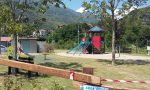 Nuovo parco giochi aperto a Pont Canavese