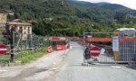 Passerella ponte Faiteria: sono iniziati i lavori di posa